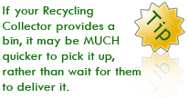 The Recycling Center - Recycling Tip 2
